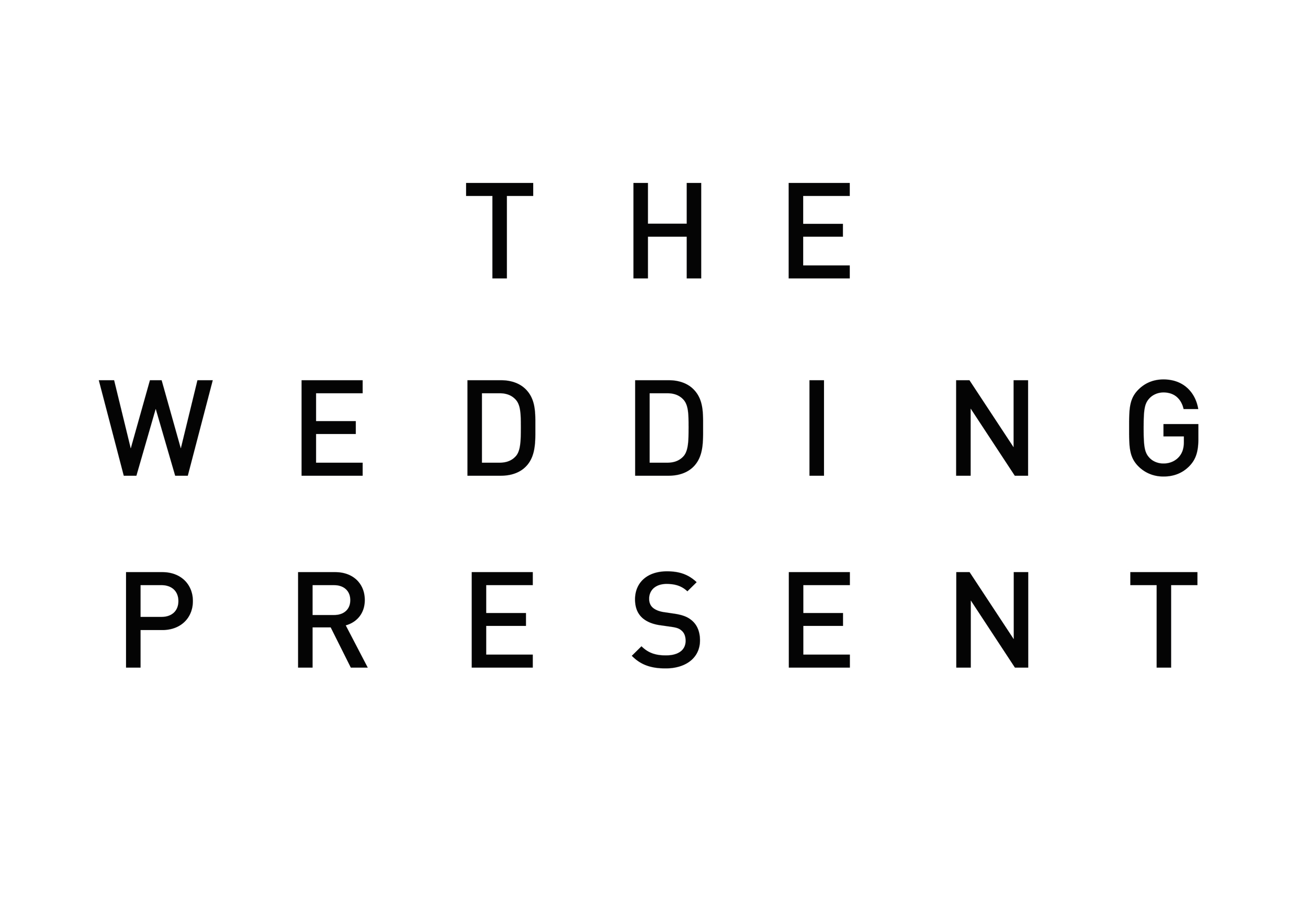 TheWeddingPresent_Pres Logo_Blk.jpg