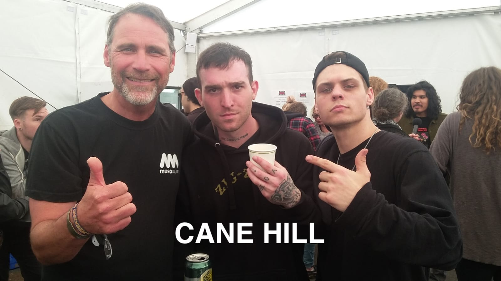 We caught up with loads of bands at DOWNLOAD FESTIVAL this