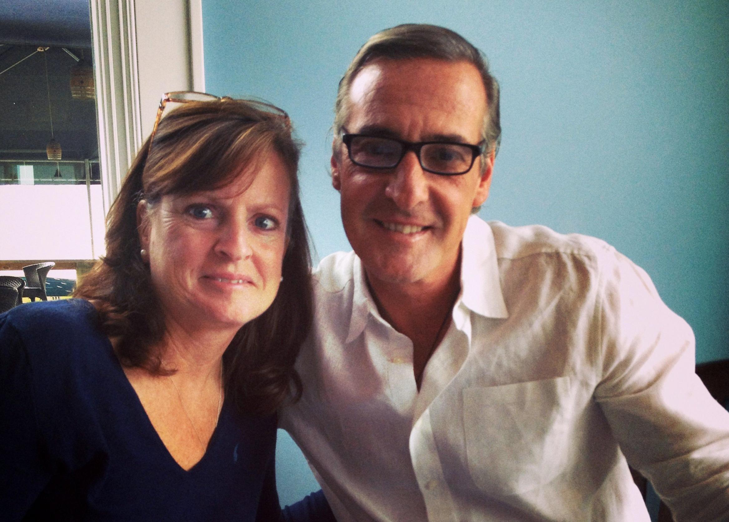 Lisa and Lou Caracciolo