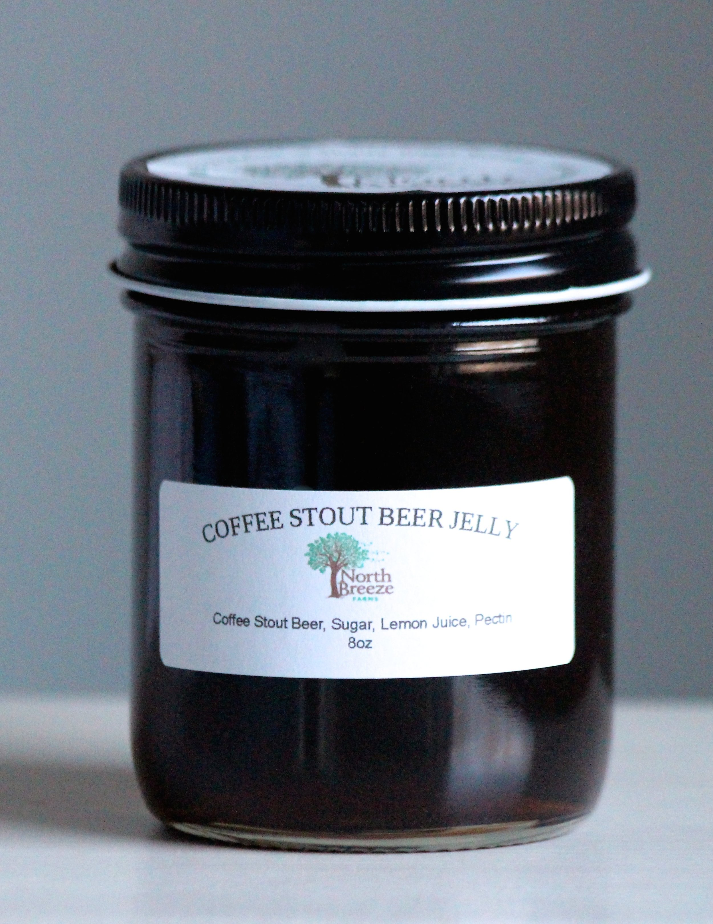 Coffee Stout Beer Jelly $12
