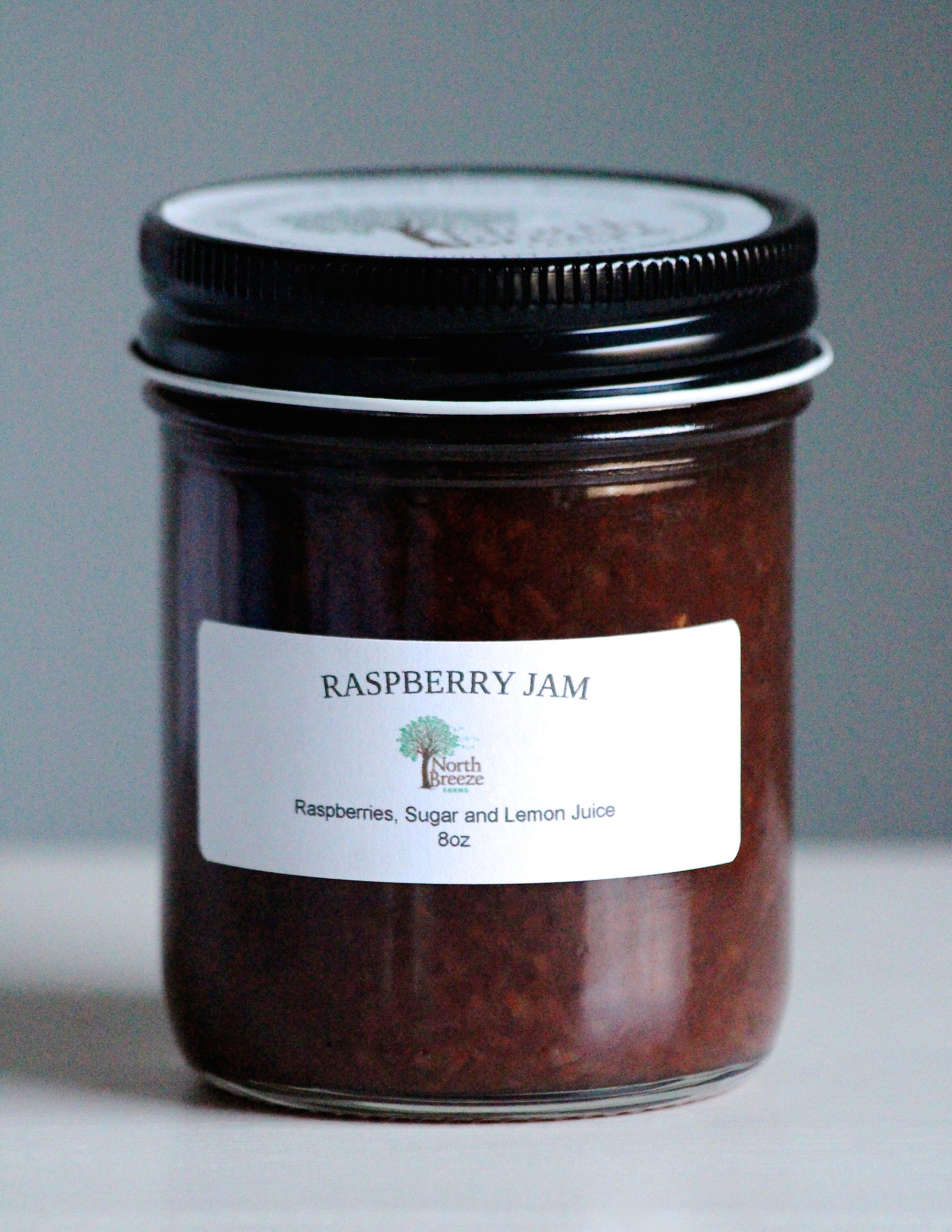 Raspberry Jam $12