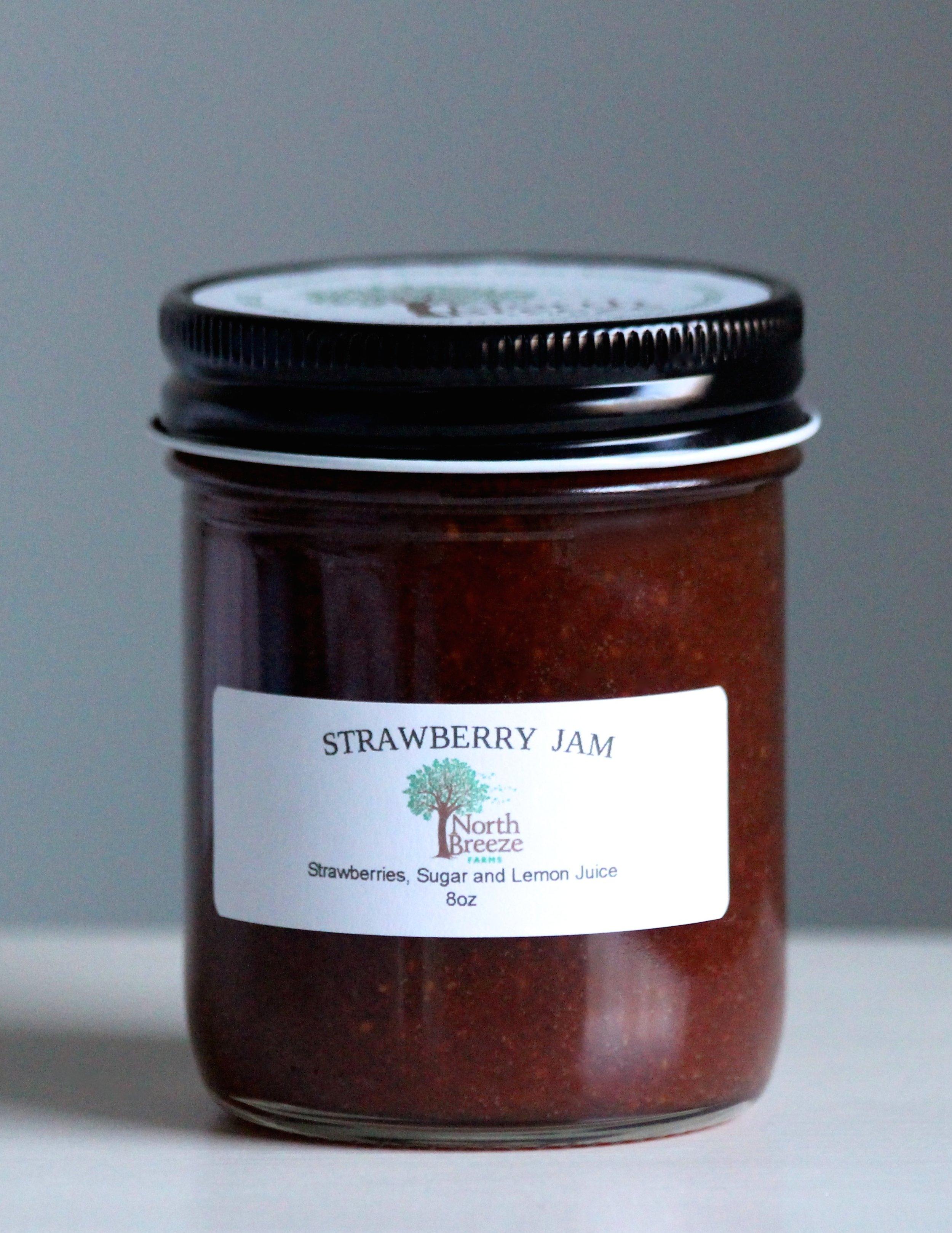 Strawberry Jam $12