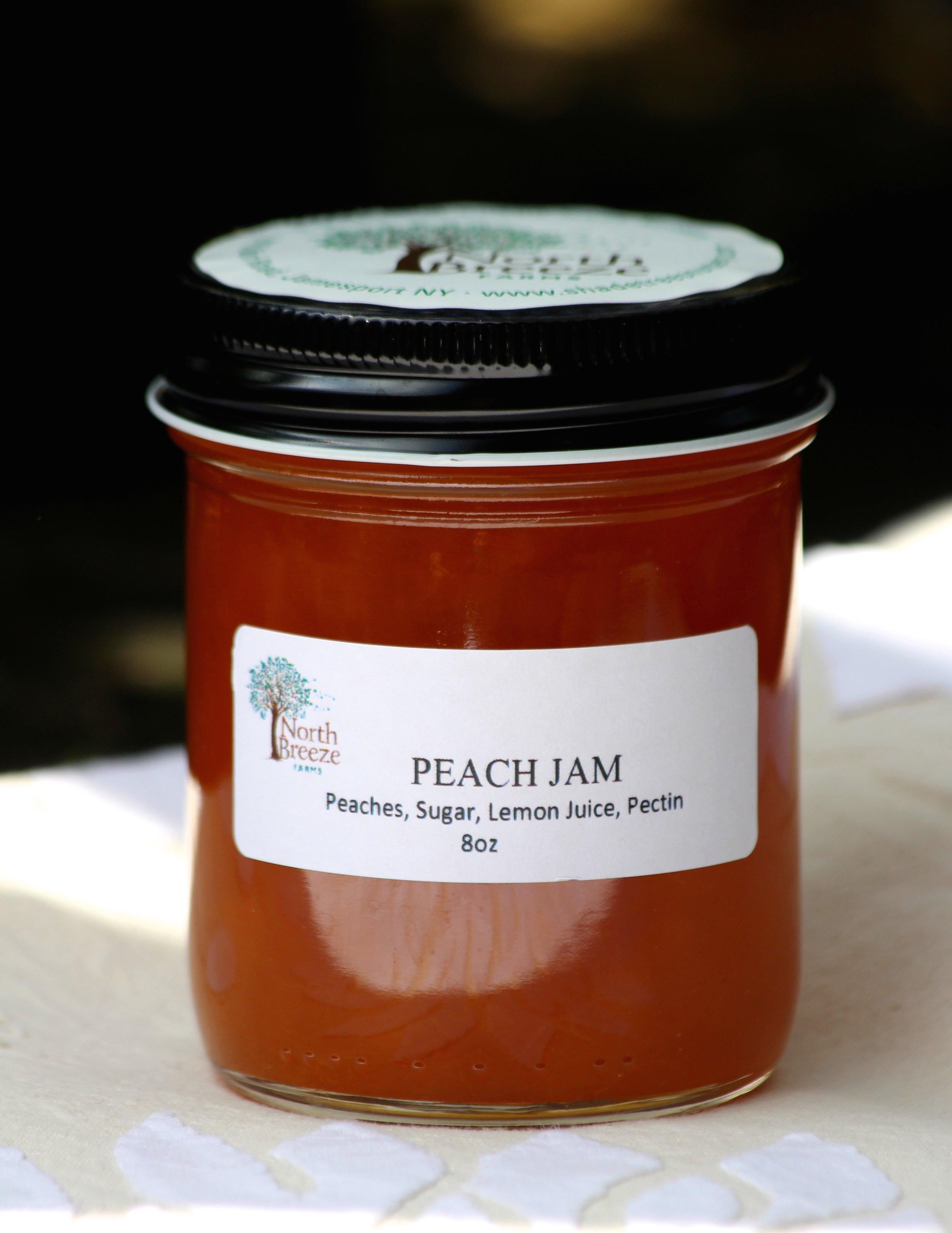 Peach Jam $12