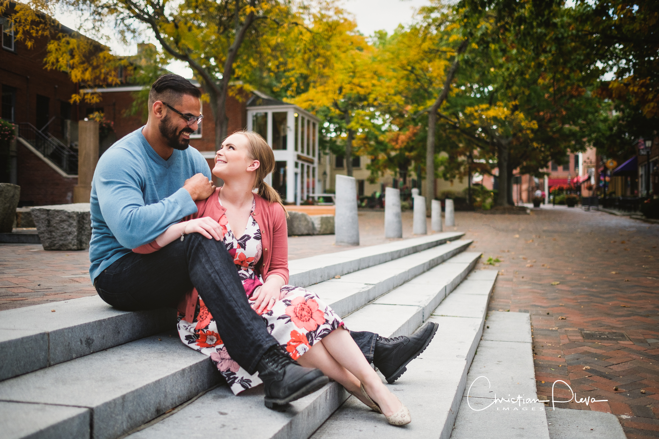 Newburyport engagement photography