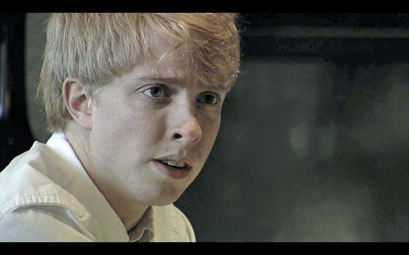 Still shot from Keys , directed by Benson Beavers.
