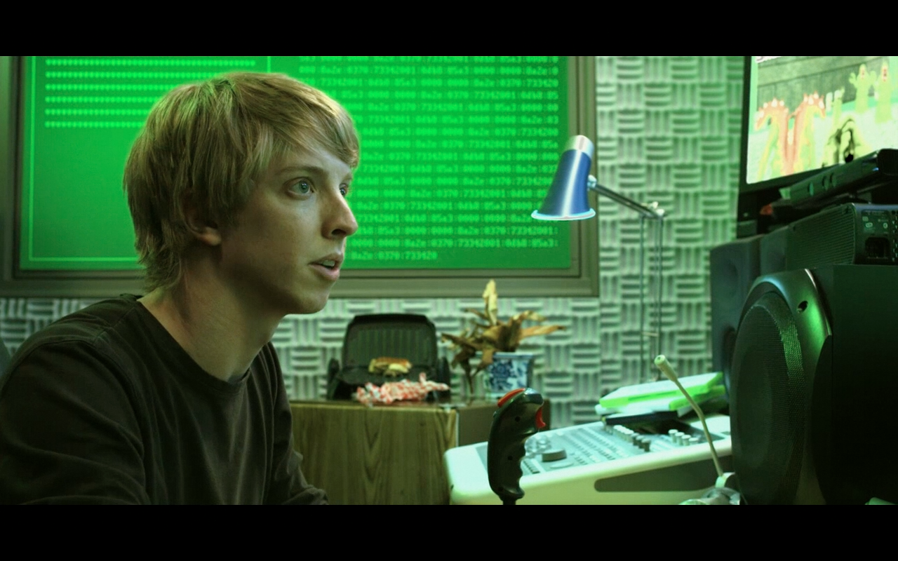 Production still from  Fun World , directed by Barry Mills; written by Jeff McNeil, Barry Mills & Jack Pendarvis; cinematography by J. Christopher Campbell.