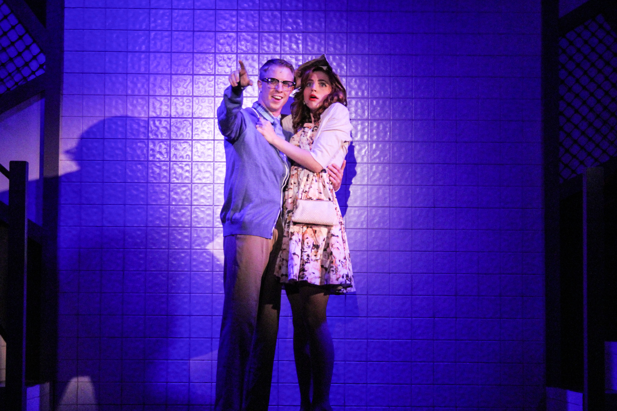 Rocky Horror Show @ Actor's Express directed by Freddie Ashley.    Photo Credit: BreeAnne Clowdus