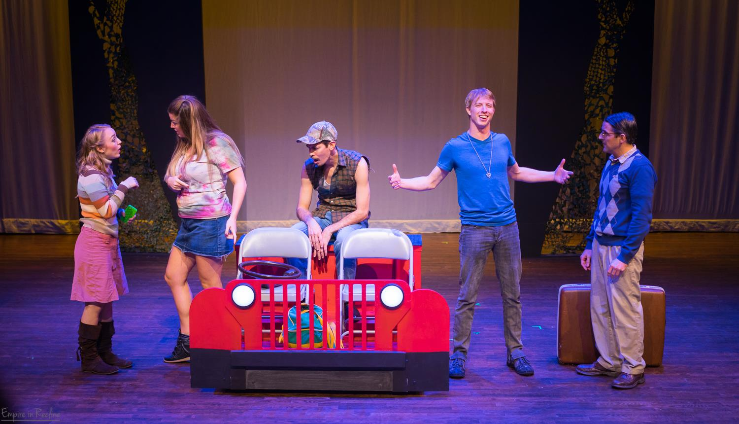 Thankskilling, The Musical  at Dad's Garage.