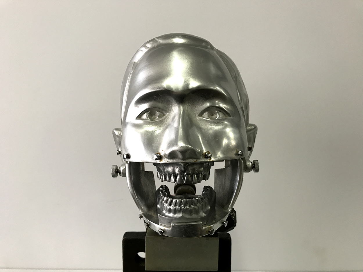 Read the article by clicking on the link here  https://www.atlasobscura.com/articles/medical-devices-sculpture-mariano-chavez-agent-gallery