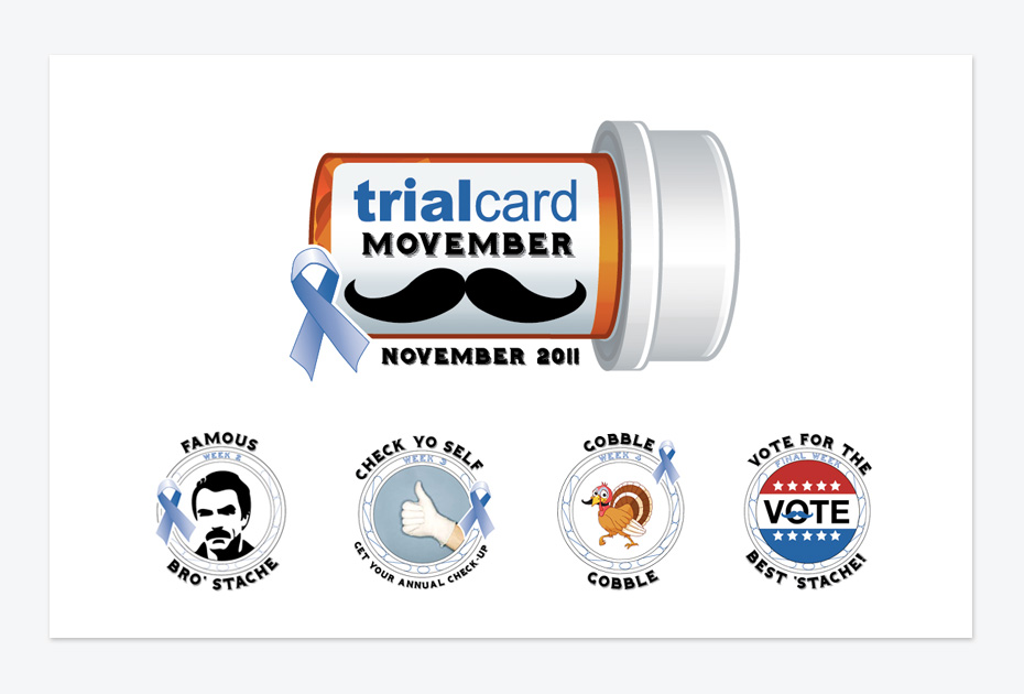 TrialCard Movember 2012