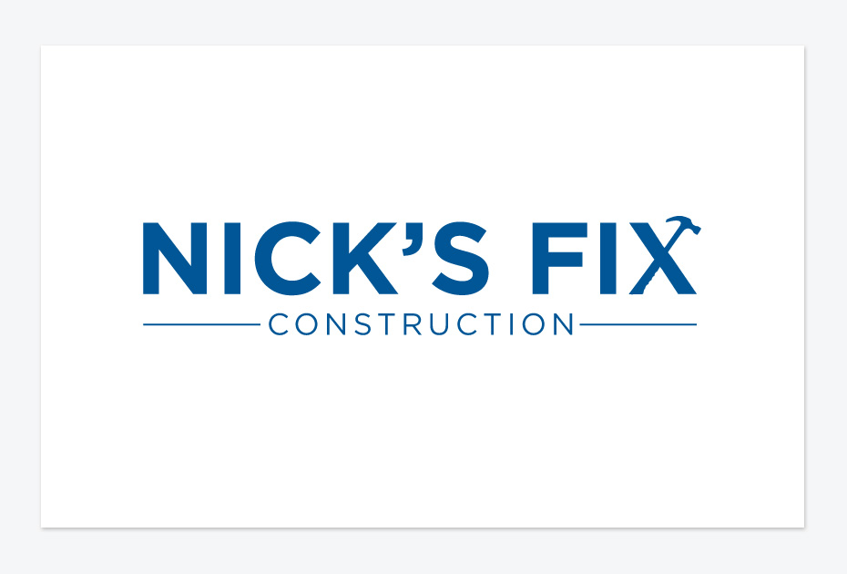 Nick's Fix Construction Co.