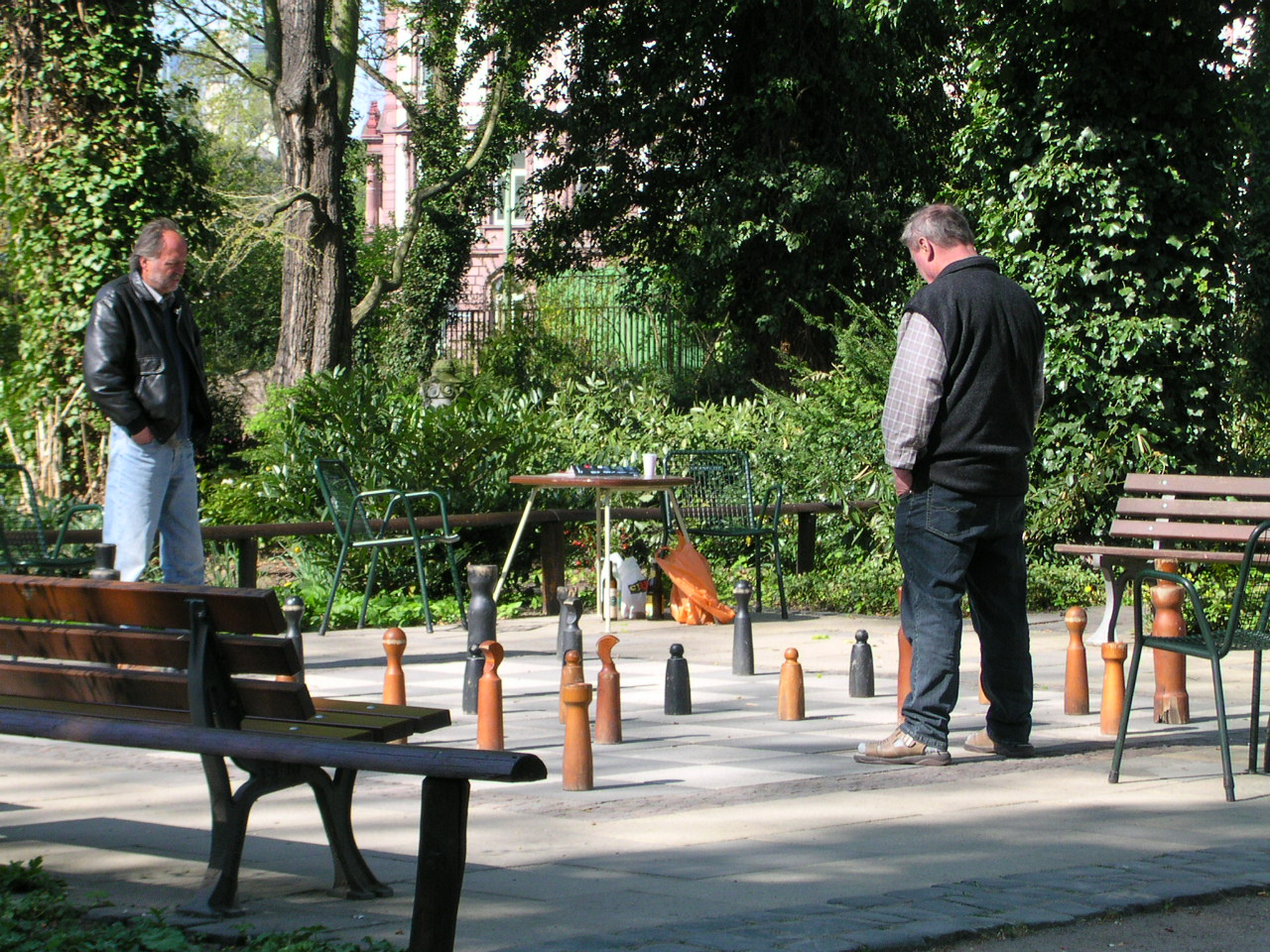 Chessmen in Frankfurt Germany.JPG