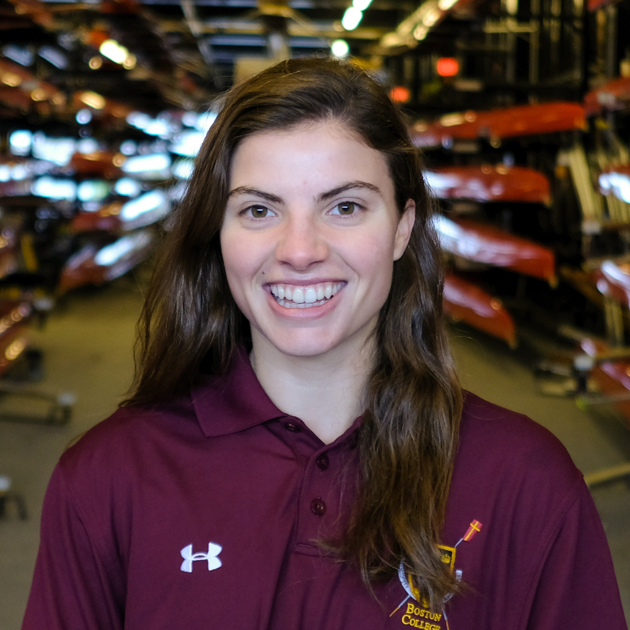 Sophia Bicks - Hometown: Ridgewood, NJClass: 2020Bio: Sophia is an Economics major with a minor in History. She began rowing in high school with Ridgewood Crew, competing in regattas such as Youth Nationals and Canadian Henley. She joined the team as a coxswain her sophomore year at BC. In her sophomore year, she was coxswain of the Varsity 8+, finishing the season with a silver medal at the ACRA National Championship.