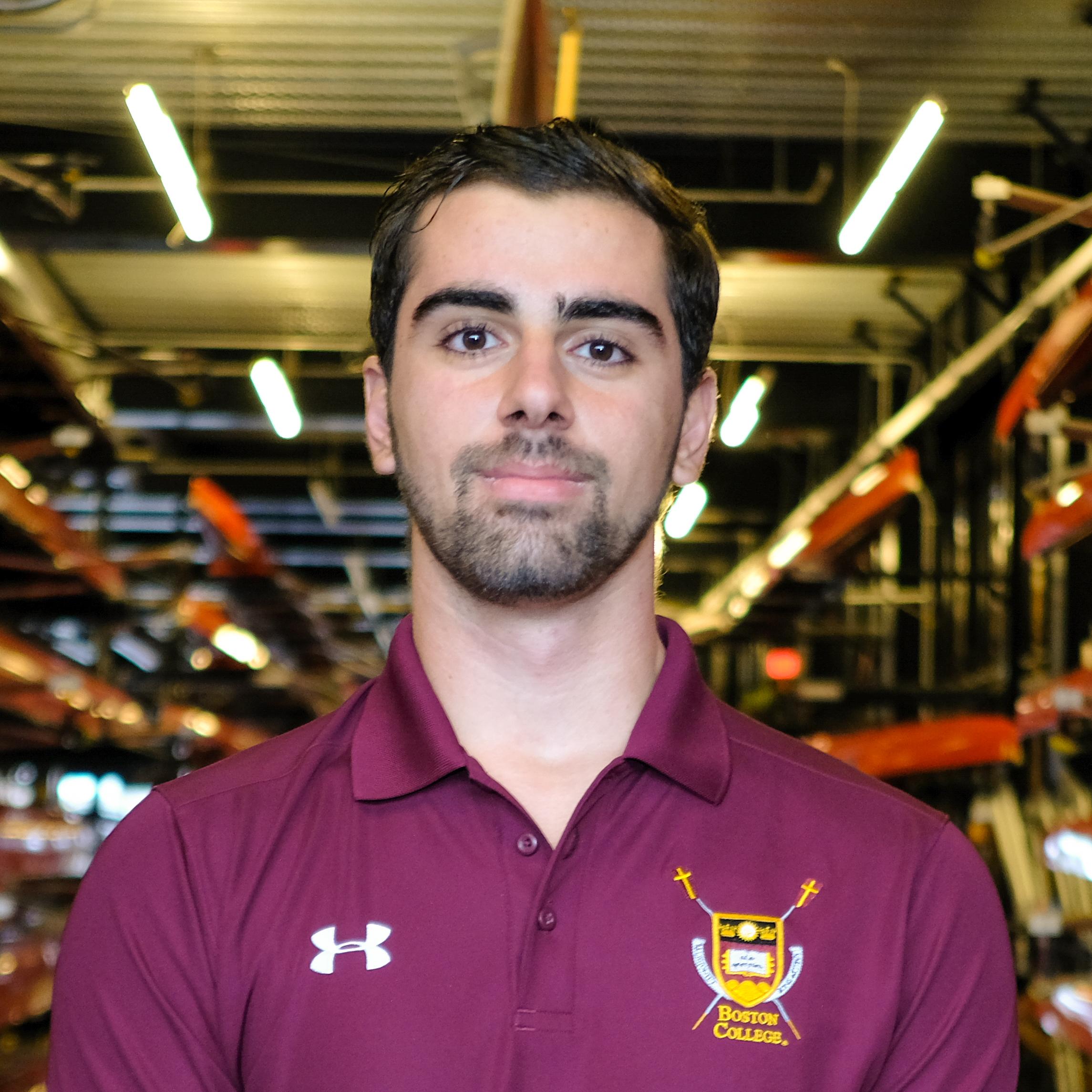 Gavin Cunningham - Hometown: Sudbury, MAClass: 2021Height: 6'5