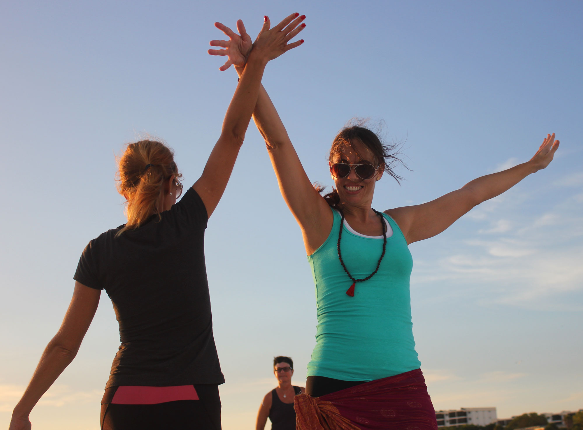 Kai is excellent for demonstrations, specialty groups, or corporate classes to increase energy, creativity and focus!