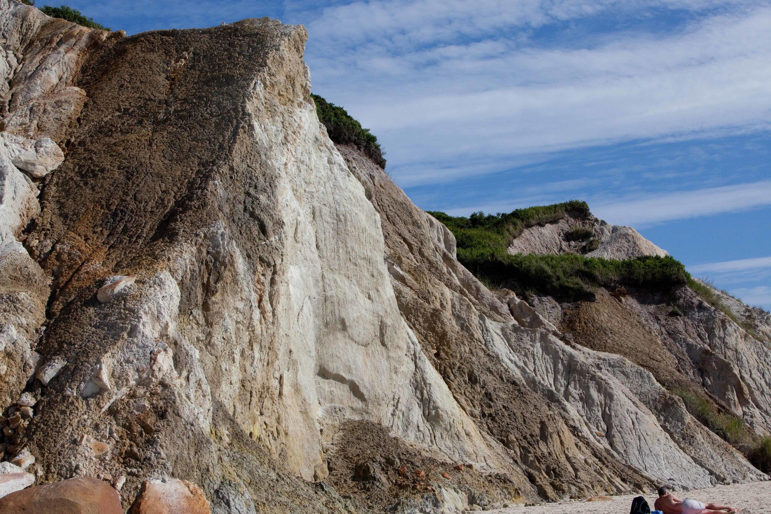 Aquinnah Clay Cliffs, Martha's Vineyard, MA