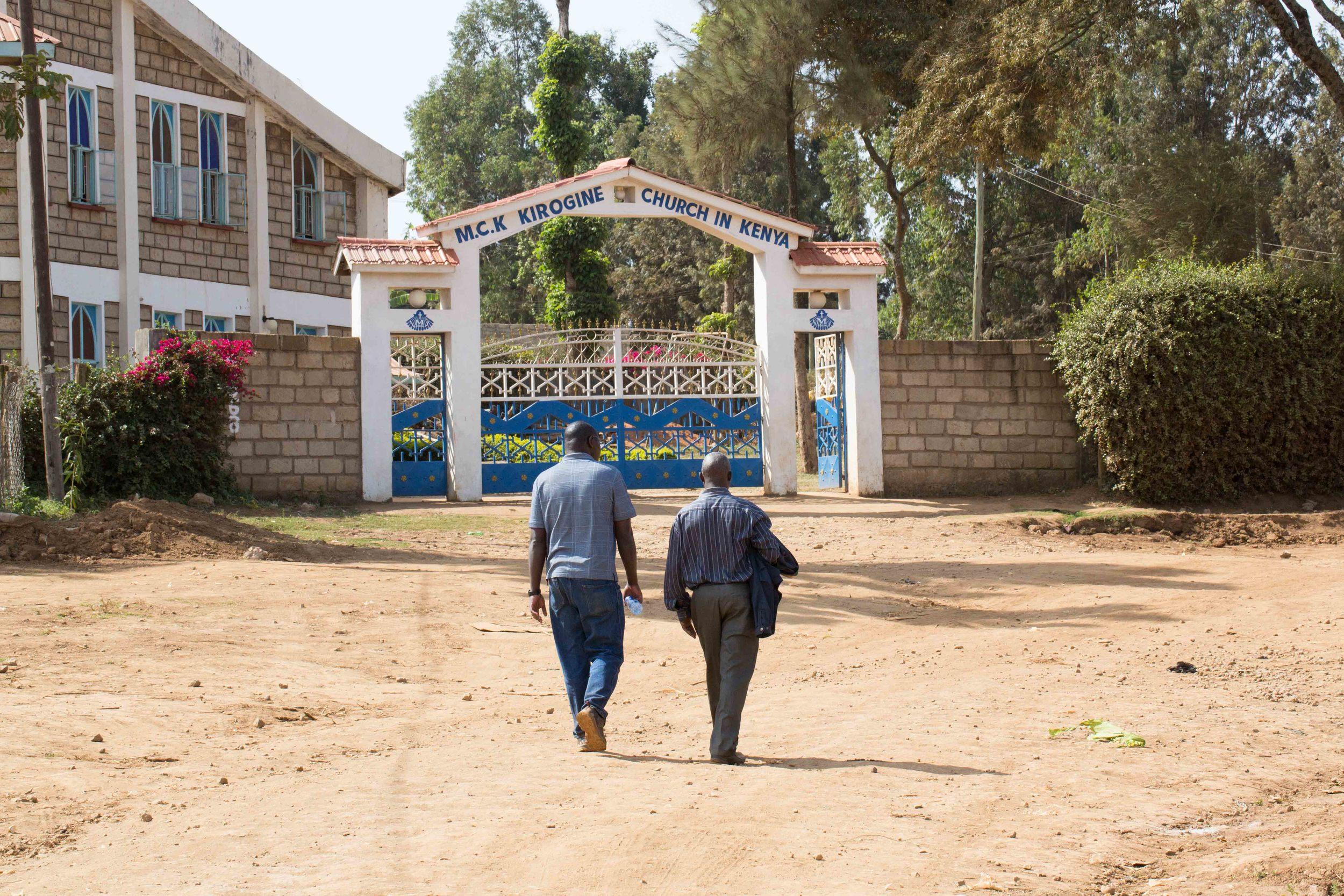 Methodist Church of Kenya - Kirogine, Meru