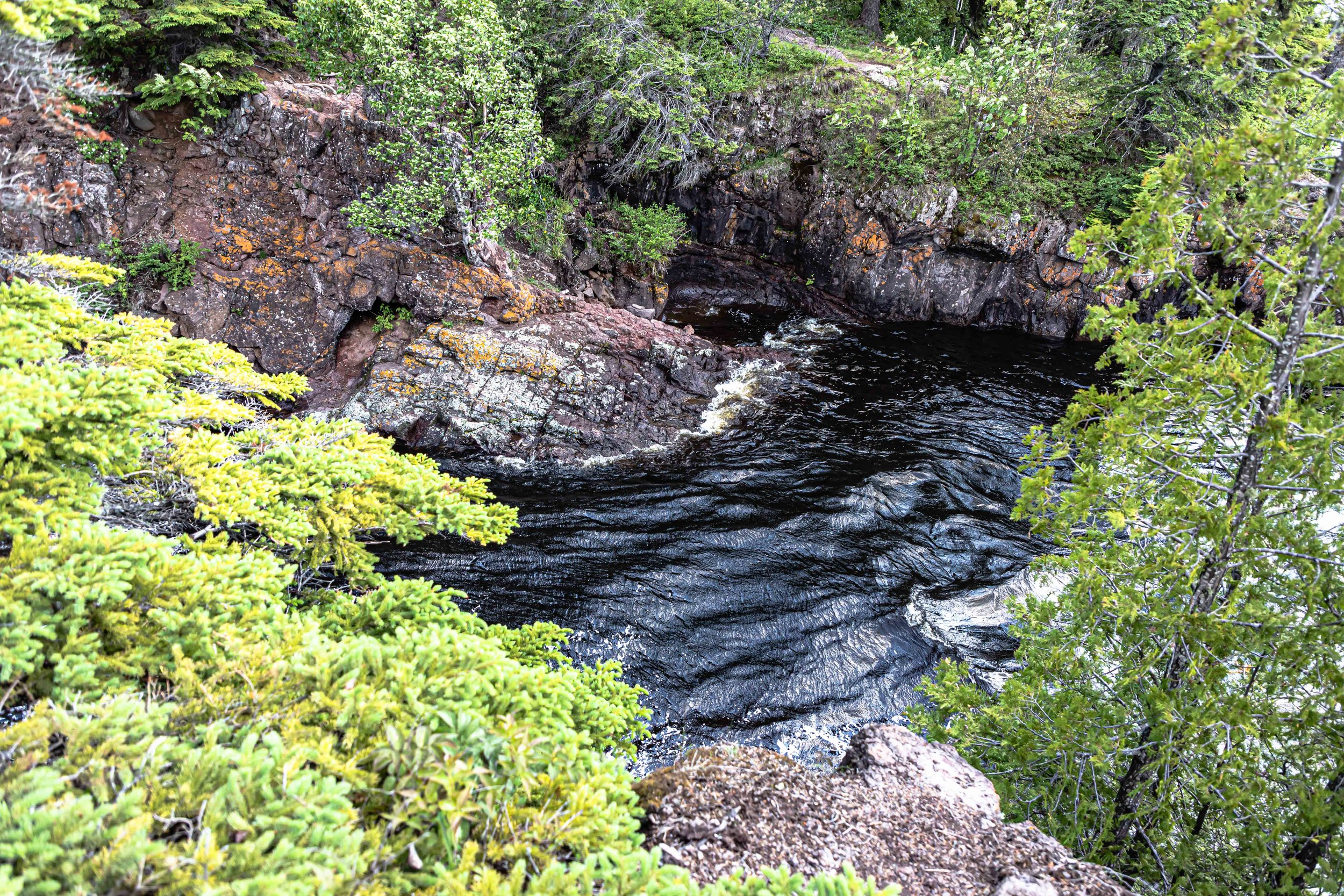 Minnesota North Shore: Seeking Lake Superior