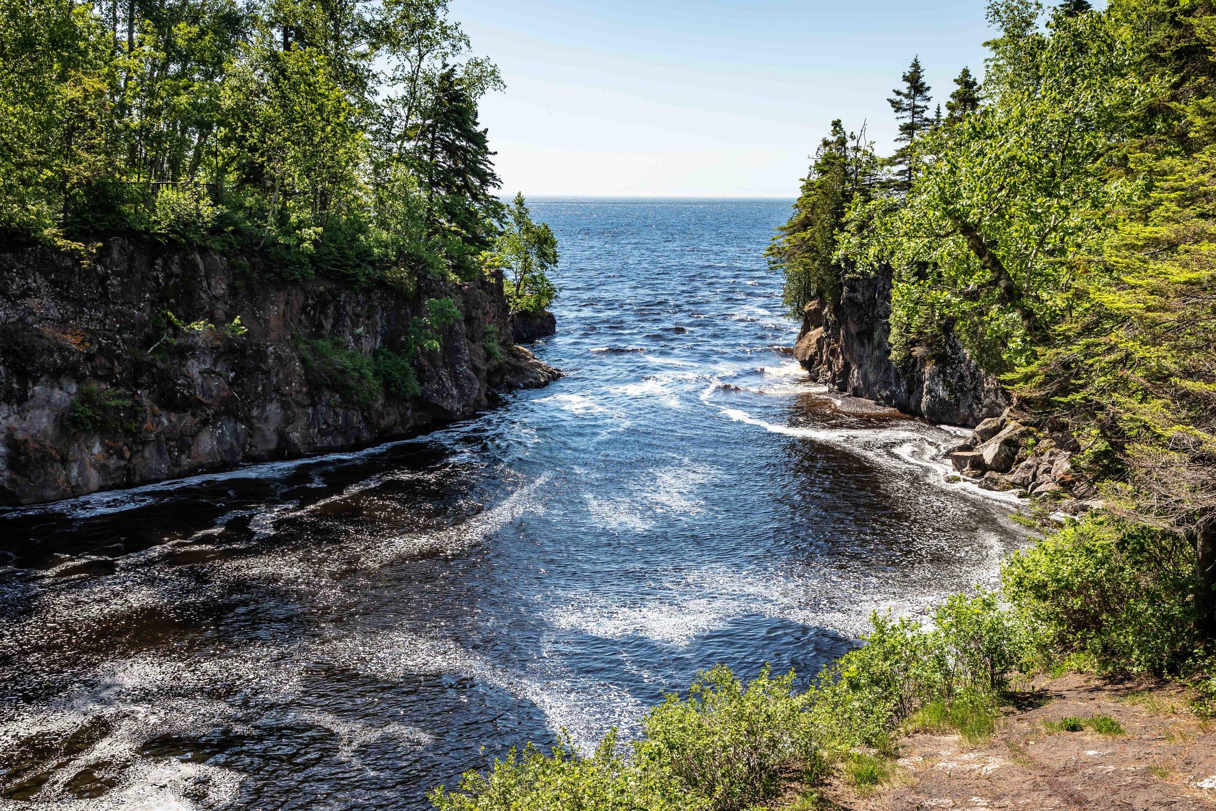 Lake Superior: Water's Destination