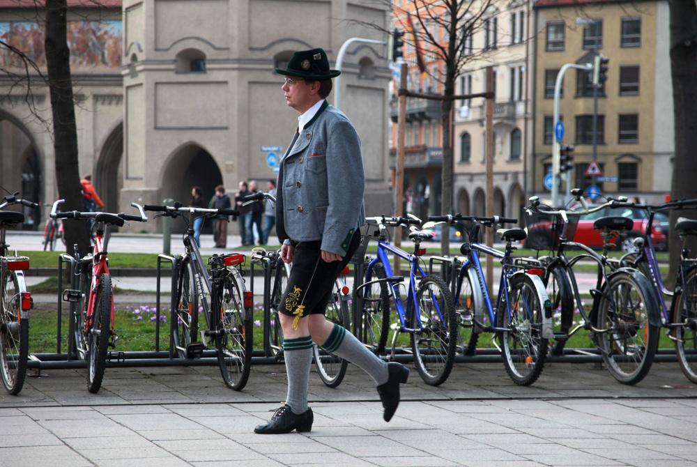 Bavarian, Munich