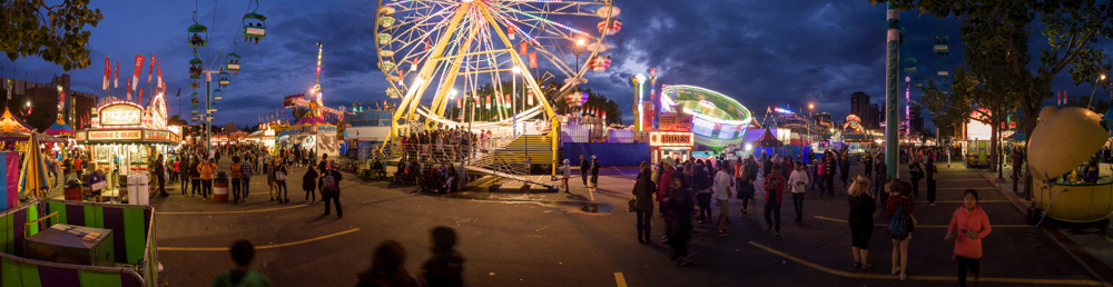 The Midway, the Calgary Stampede