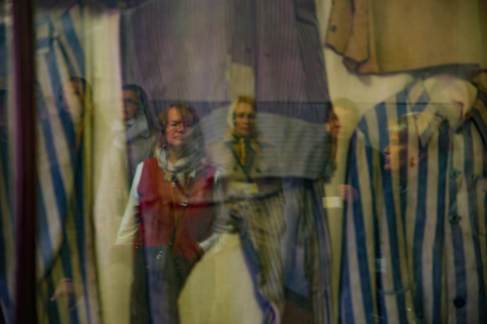 Reflections, Auschwitz