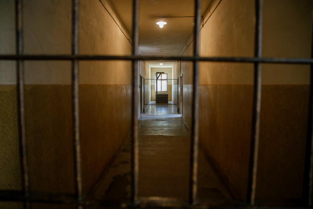 Gallows, Auschwitz