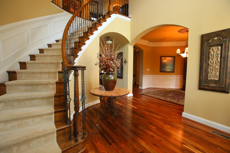 Leesburg Real Estate Luxury Home Interior Photo