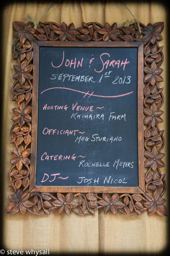 Virginia Farm Wedding Detail Photo