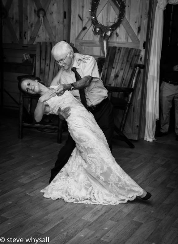 Virginia Farm Wedding Reception Dancing