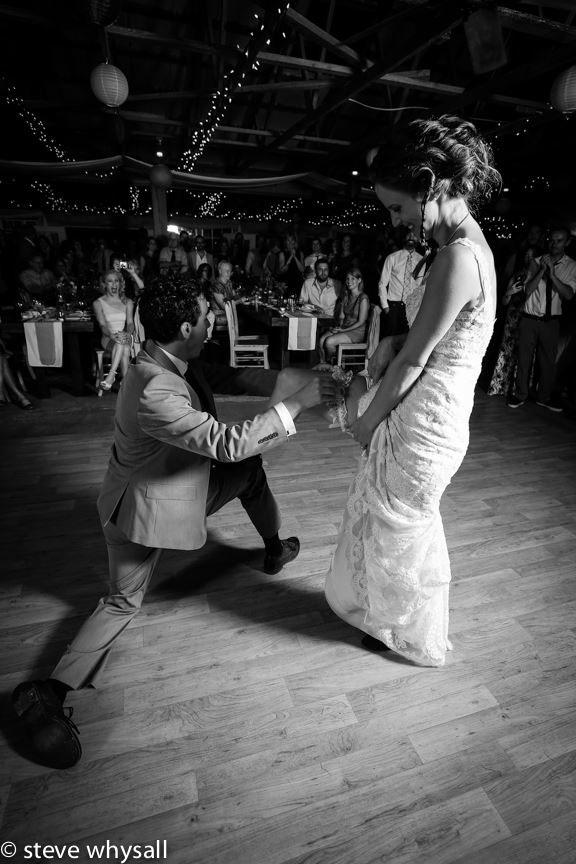 Virginia Farm Wedding Dancing