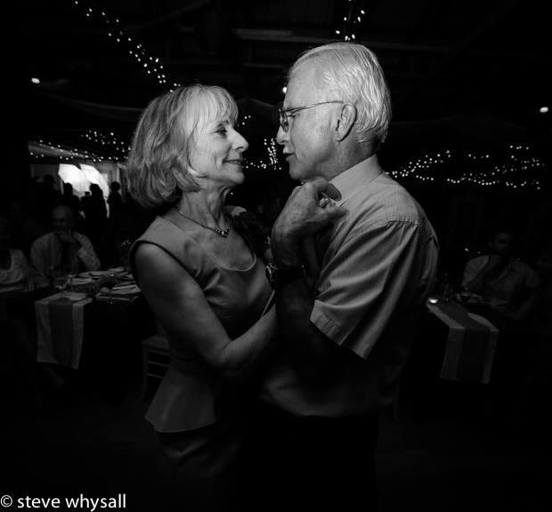 Virginia Farm Wedding Reception Dancing Photo
