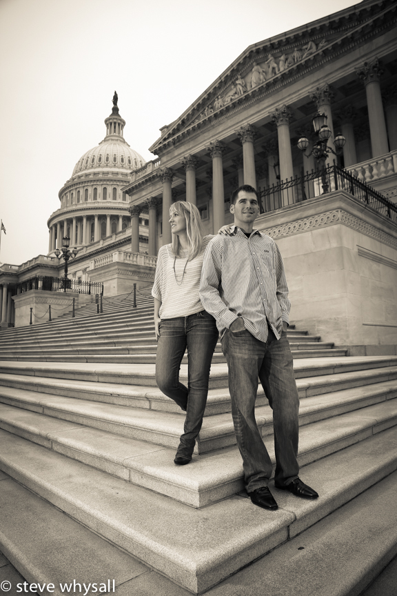 Engagement Photos Washington, DC