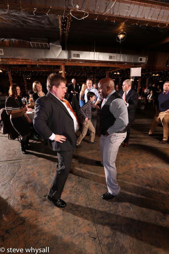 Bluemont Vineyard Dancing