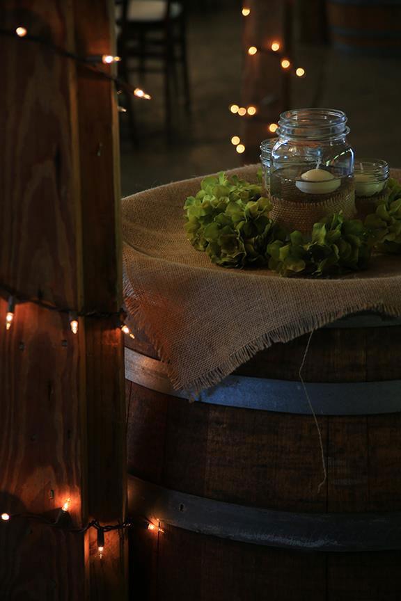 Bluemont Vineyard Wedding Detail Photo