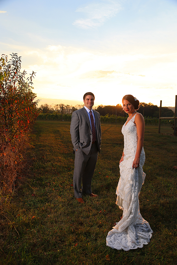 868 estates bride and groom