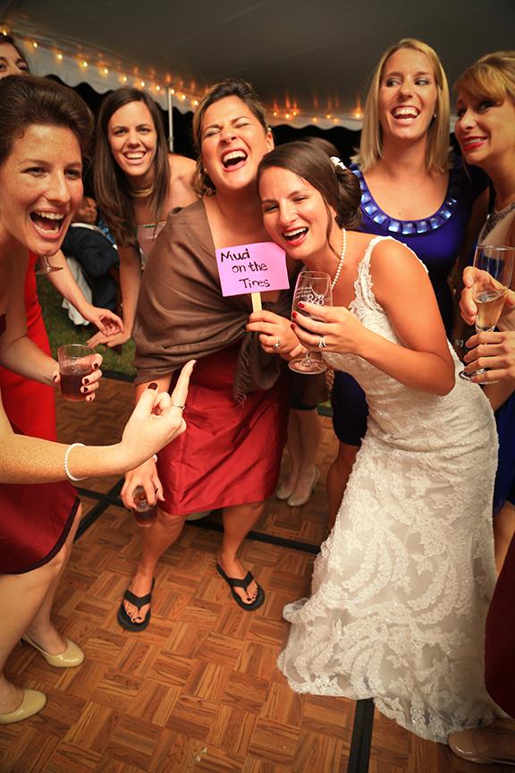 868 estates wedding reception photo