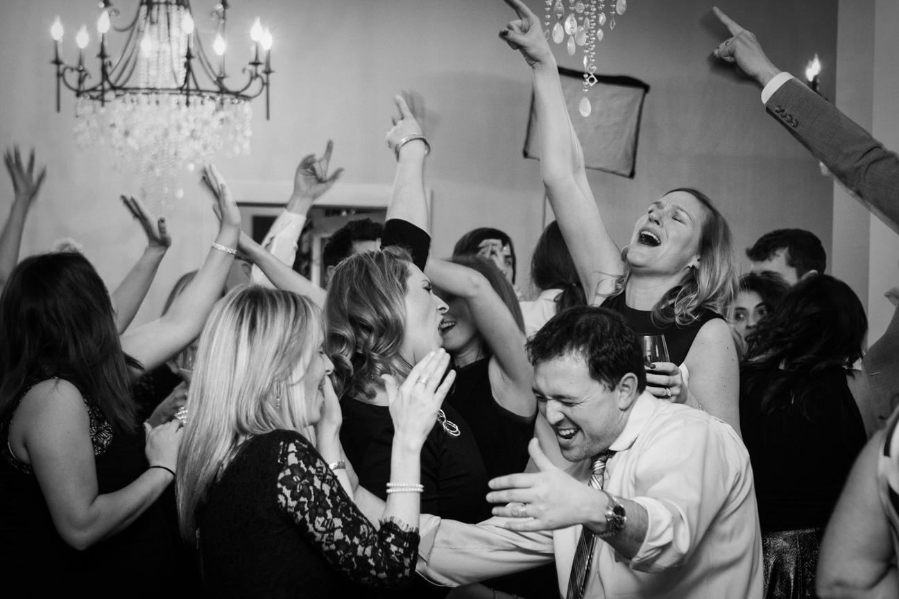 Having Fun Wedding Reception 8 Chains North Winery