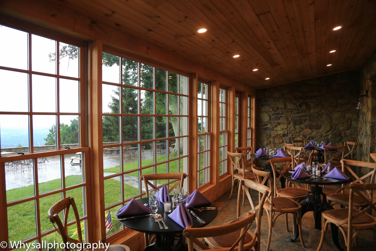 Bluemont Brewery Reception Room