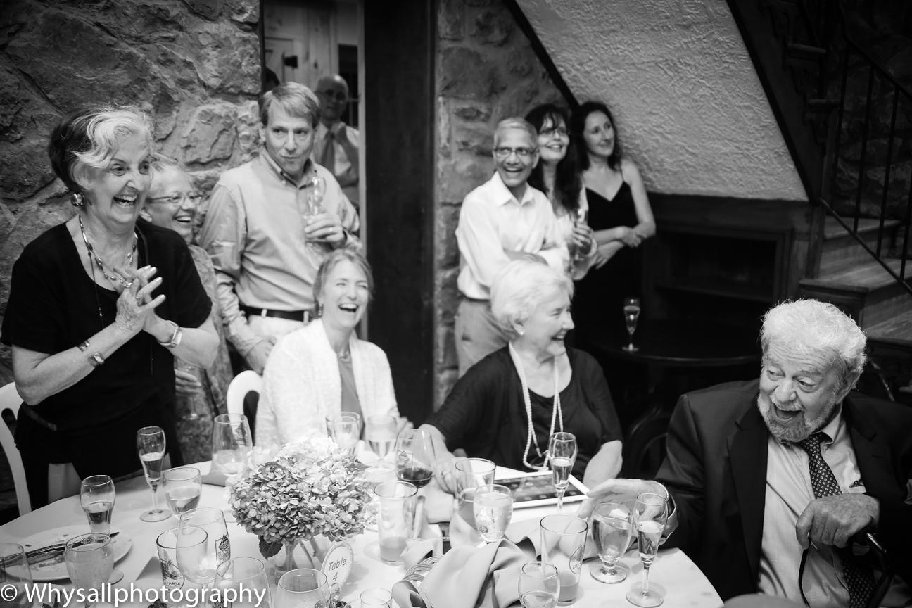 Wedding Reception Bluemont Brewery