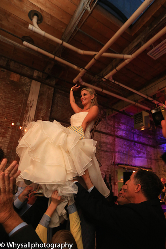 chair high industrial wedding baltimore md