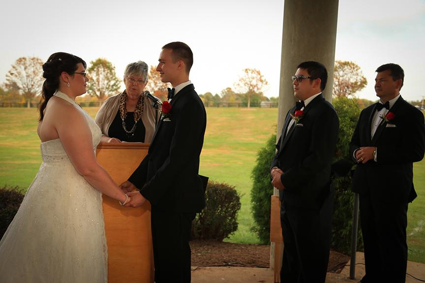 Ida Lee Park Wedding Photos
