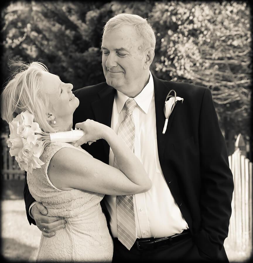 ashburn va pink wedding photo