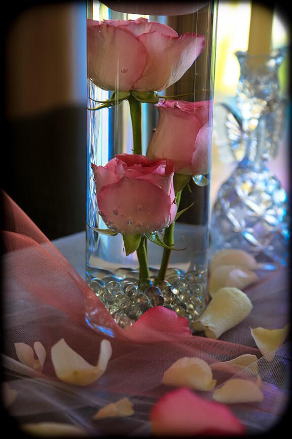 Ashburn VA Wedding Photo Pink Wedding