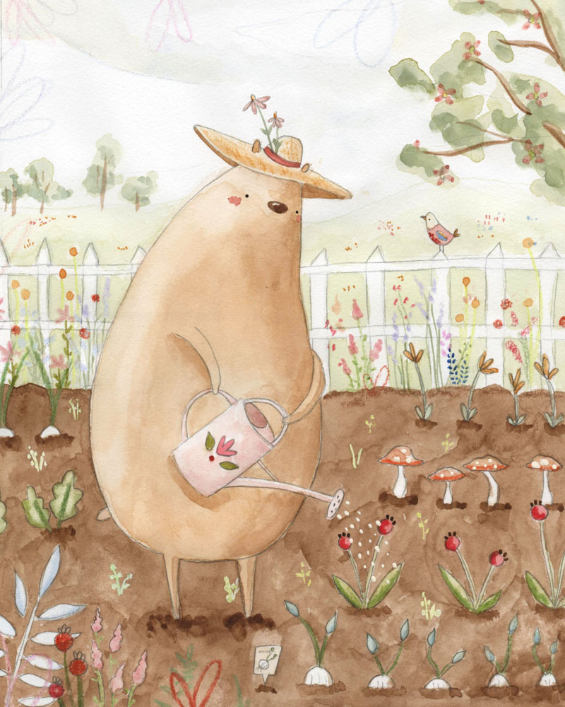 Bear's Garden