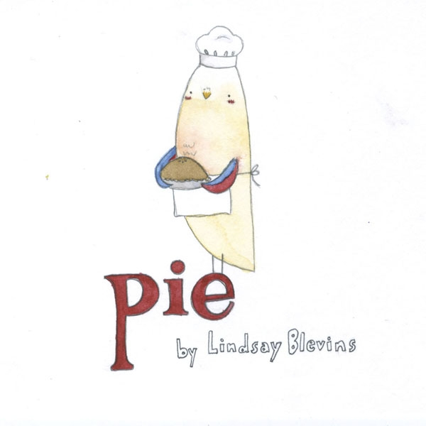 Pie - A wordless comic about a little bird whobakes a little pie.