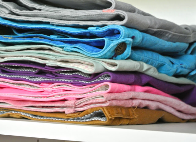 Organizational Hacks for Your Closet via. The Pacific Standard