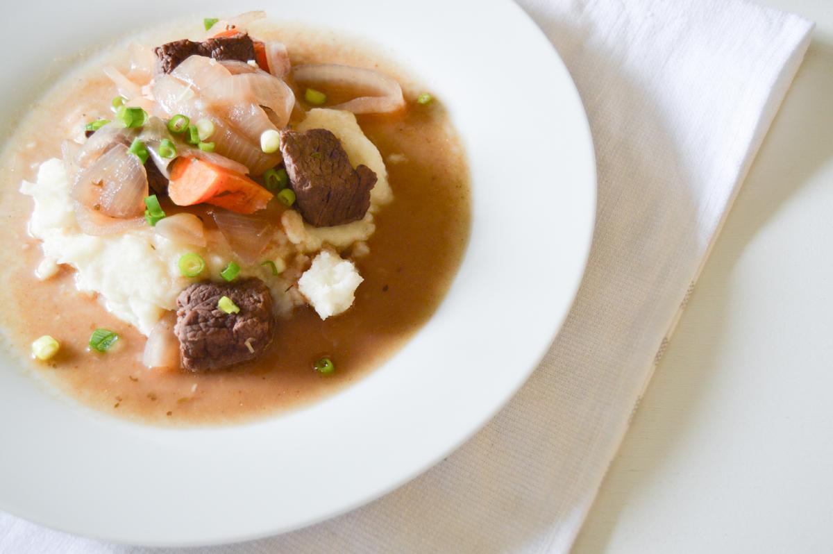 Slow Cooker Beef Stew | Birdie Shoots