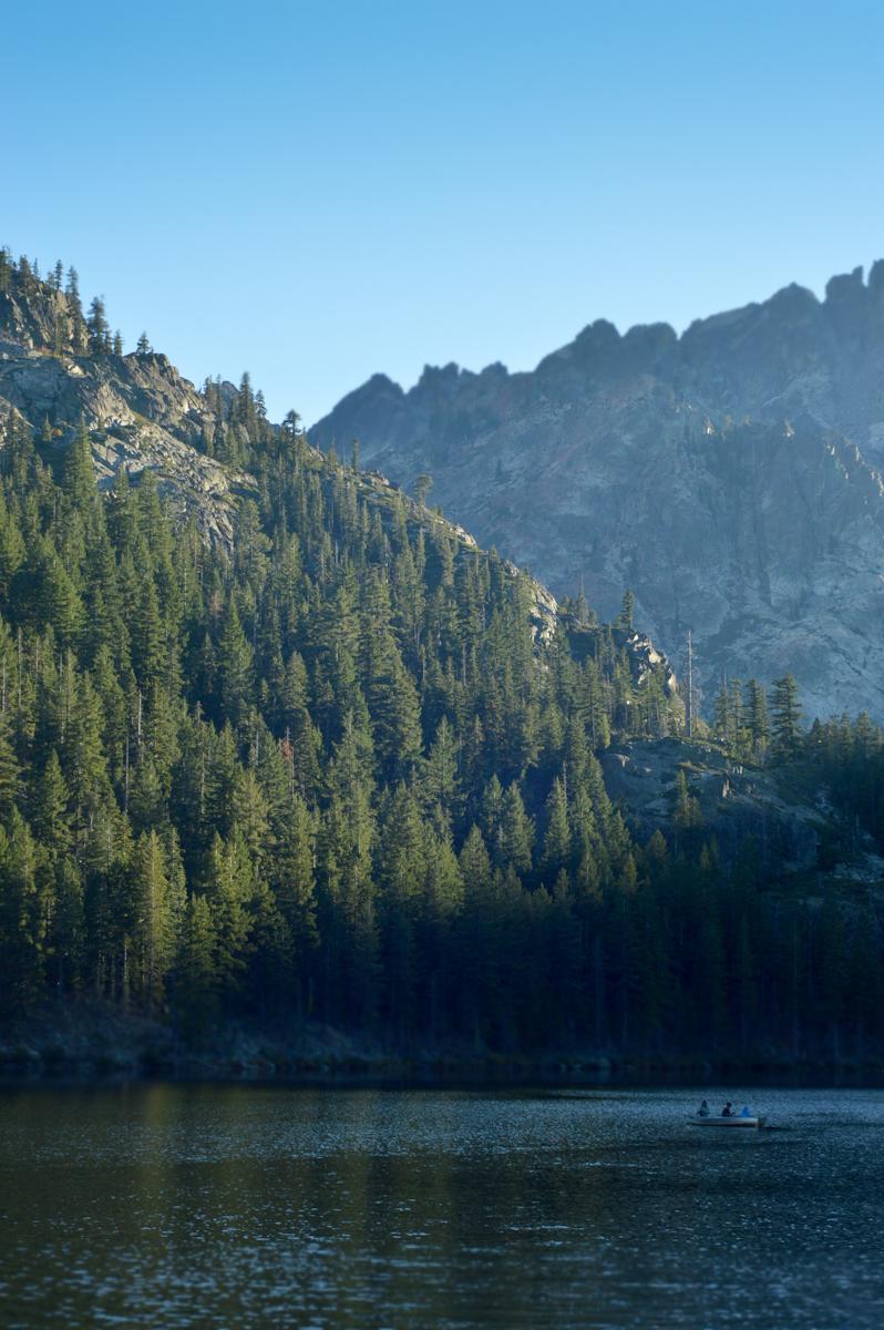 Fresh Mountain Air via. Birdie Shoots