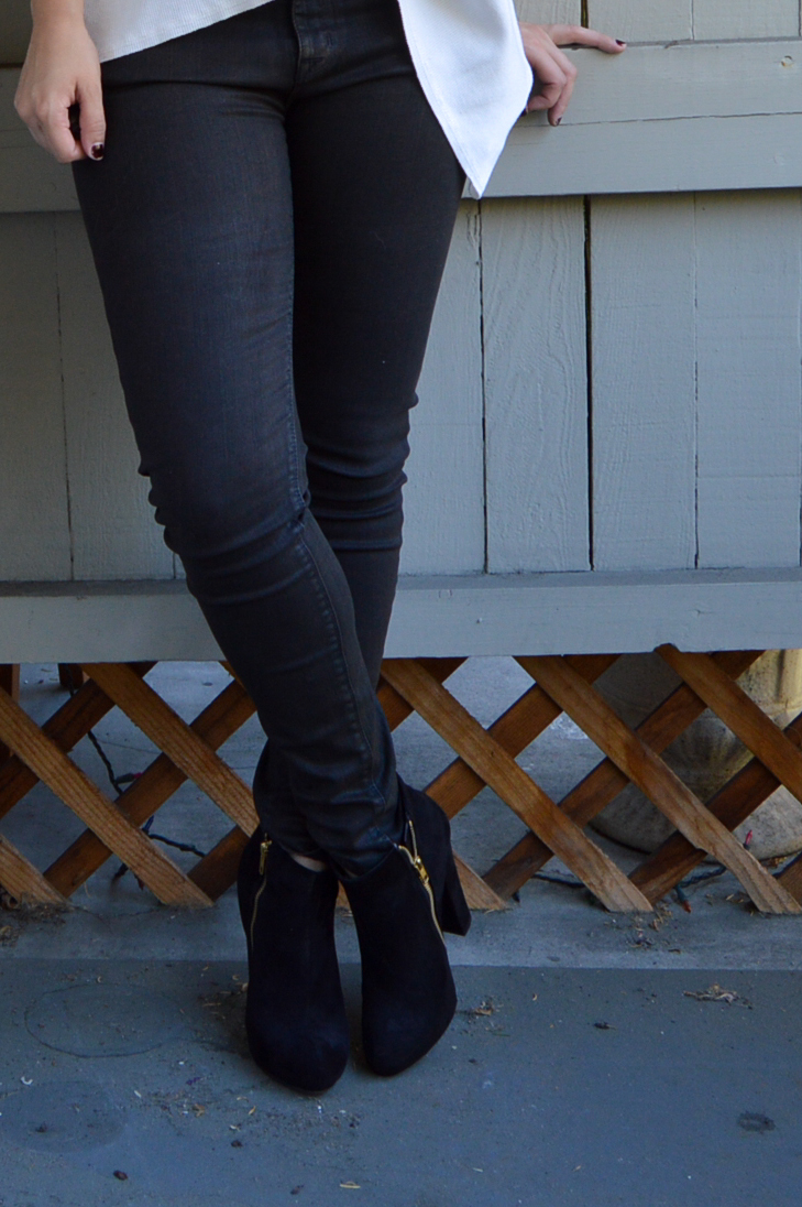 Ankle Booties via. Birdie Shoots